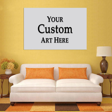 Customized Canvas Prints Canvas - Custom 1 Piece Canvas Wall Art