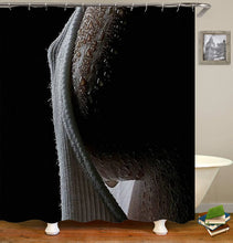 Load image into Gallery viewer, Hot Beauty Body Model Shower Curtain