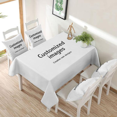 Customized Tablecloth