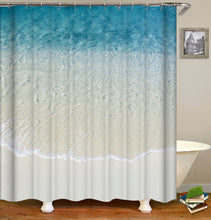 Load image into Gallery viewer, Emptiness Shower Curtain