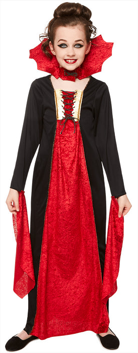 Kids Vampiress Costume