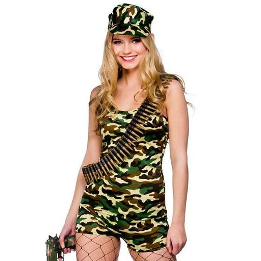 Bootcamp Babe Costume