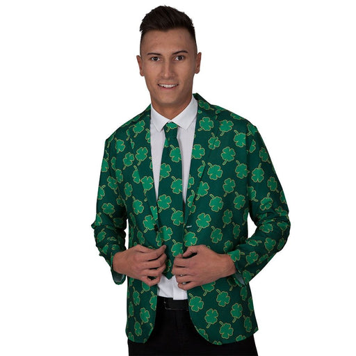 St. Patrick's Day Jacket & Tie