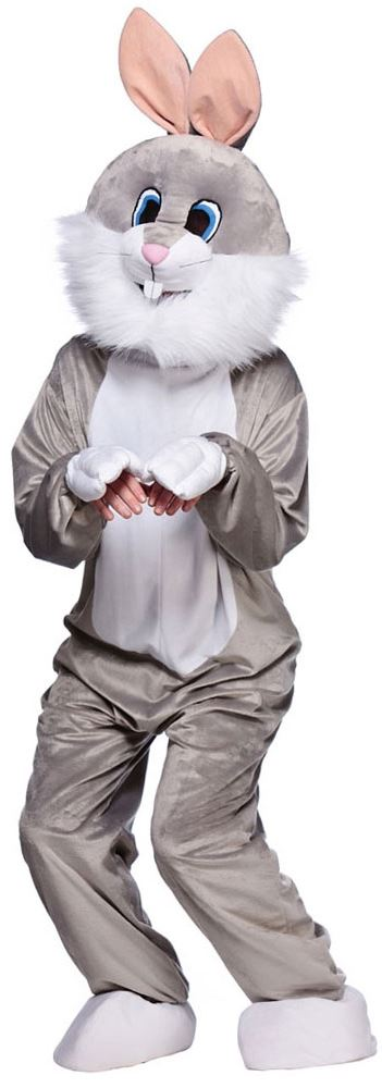 Funny Rabbit Mascot Costume