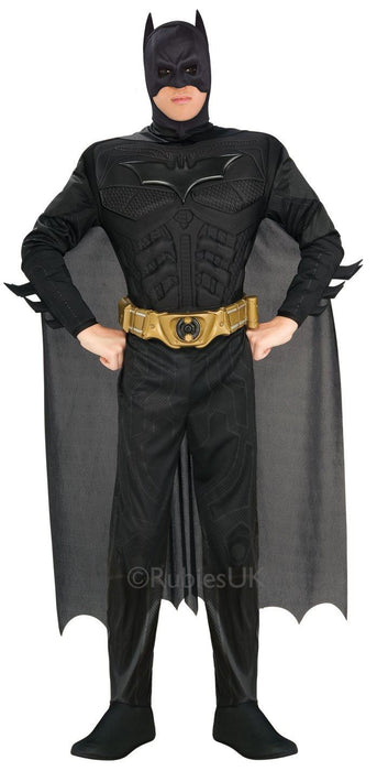 Official Deluxe Batman Costume
