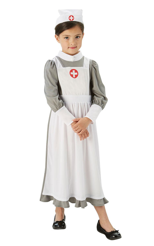 Kids WW1 Nurse Costume