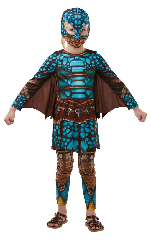 Kids Official Deluxe Battlesuit Astrid Costume