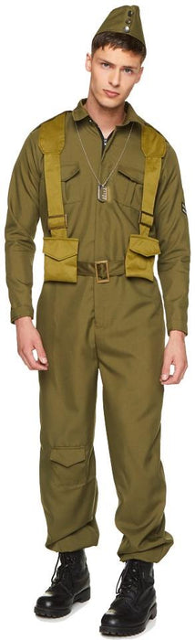 Homeguard Soldier Costume