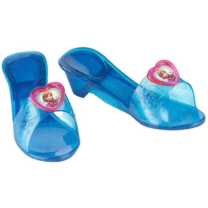 Kids Official Frozen Anna Jelly Shoes