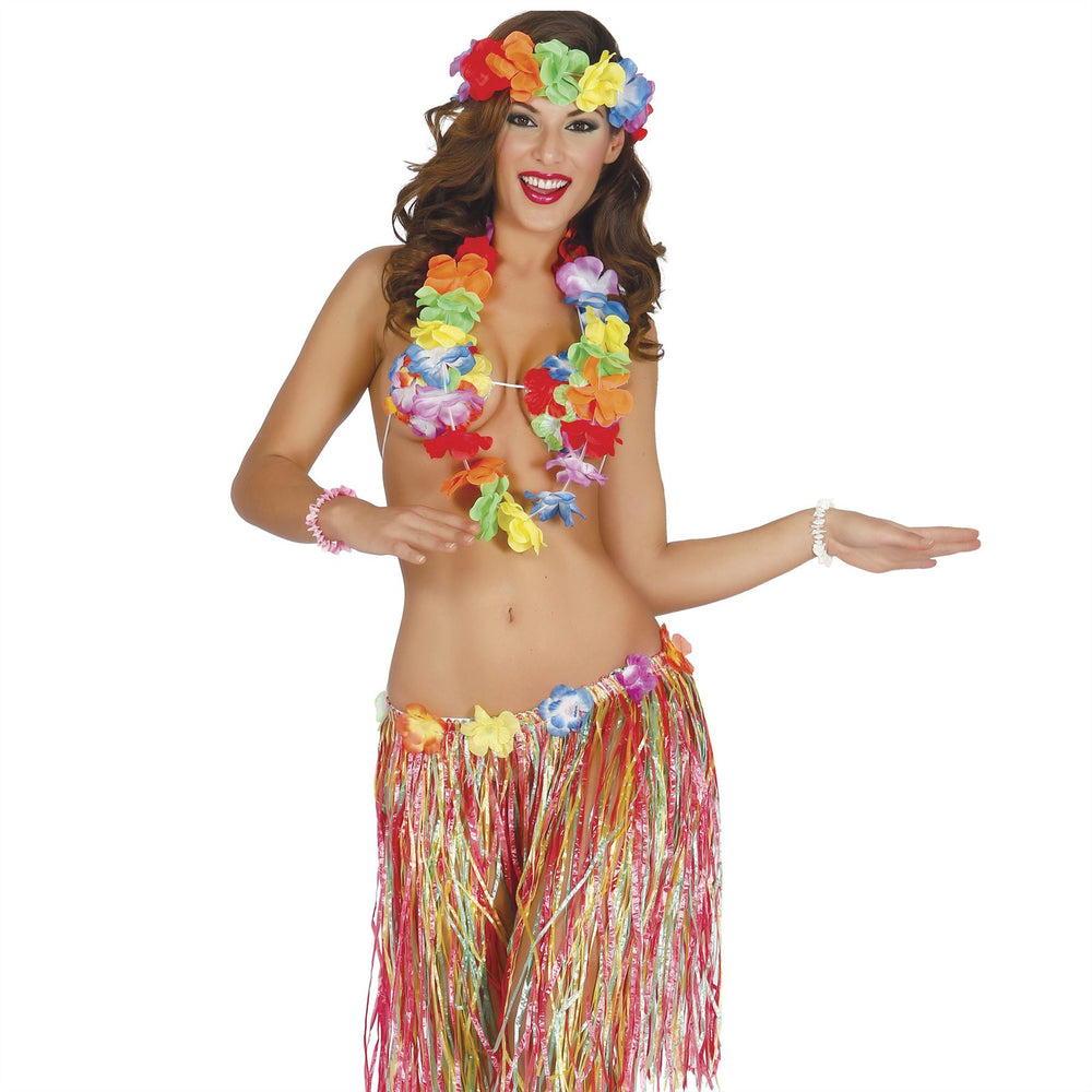 4pc Hawaiian Set