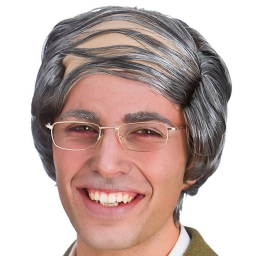 Bald Comb Over Wig - Wicked Costumes