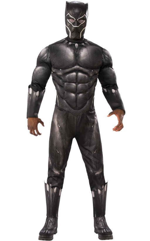 Official Deluxe Black Panther Costume