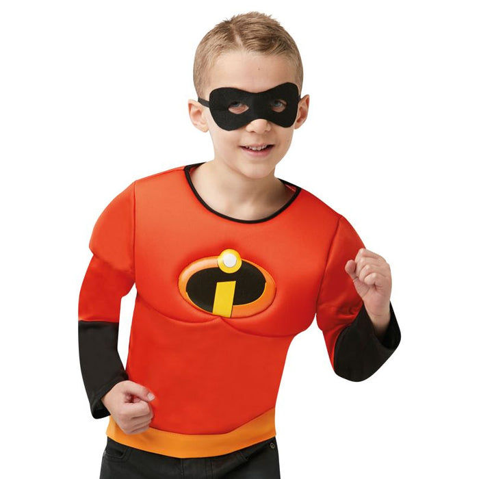 Kids Official Incredibles 2 Muscle Chest Kit