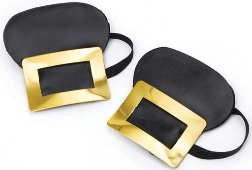 Shoe Buckles (Gold)