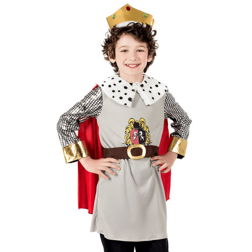 Kids King Costume