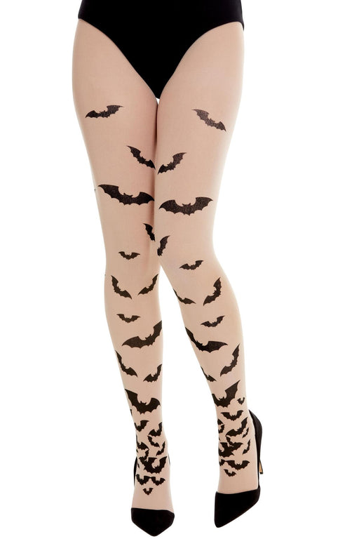 Bat Tights (Nude)