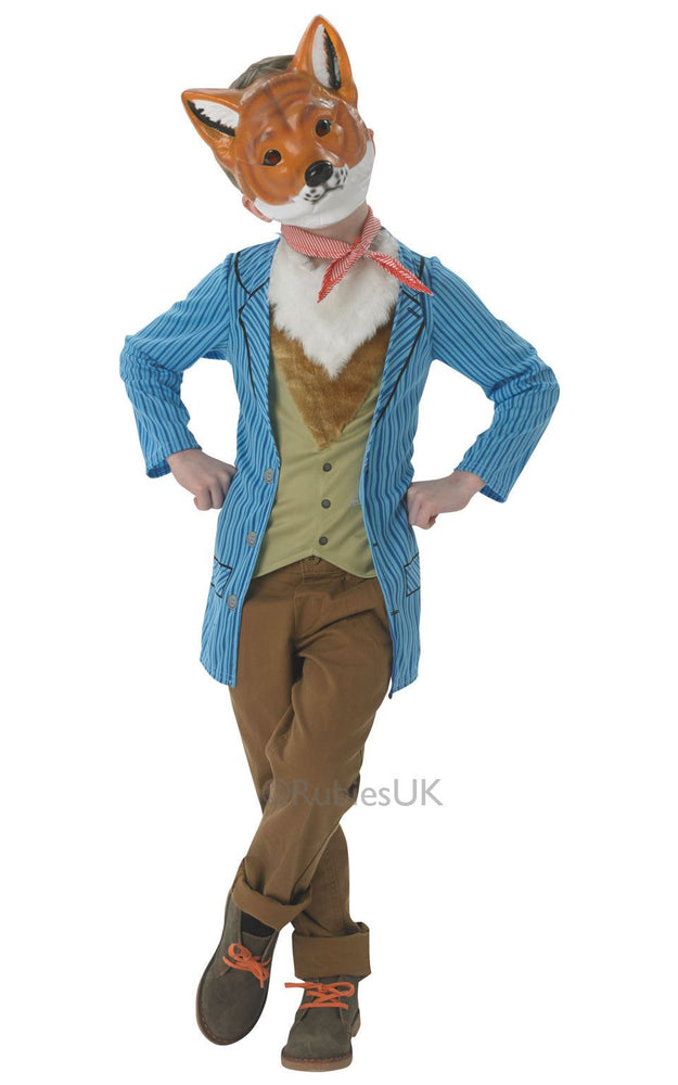 Kids Mr Fox Costume