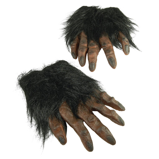 Hairy Hands (Brown)
