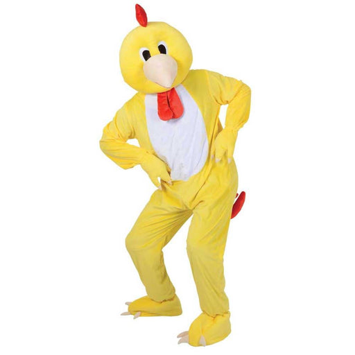 Funky Chicken Mascot Costume