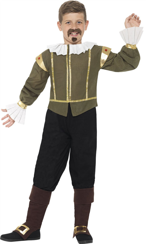Kids Shakespeare Costume