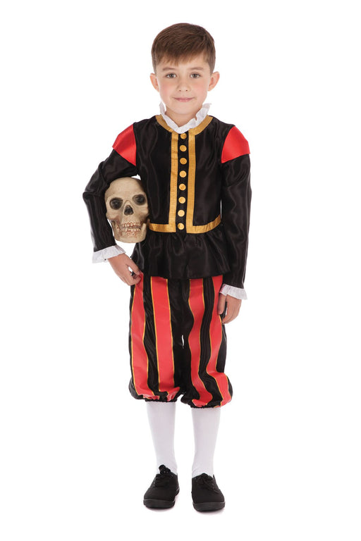 Kids William Shakespeare Costume