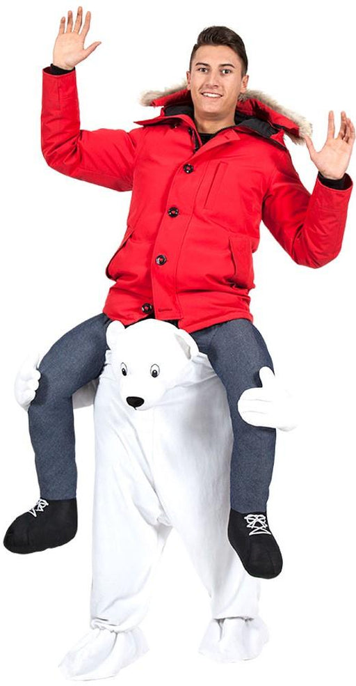 Carry Me Polar Bear Costume