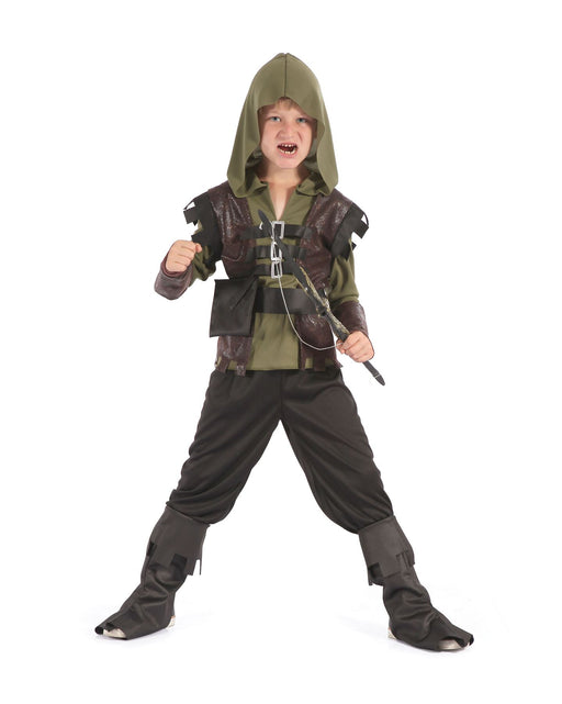 Kids Hunter Boy Costume