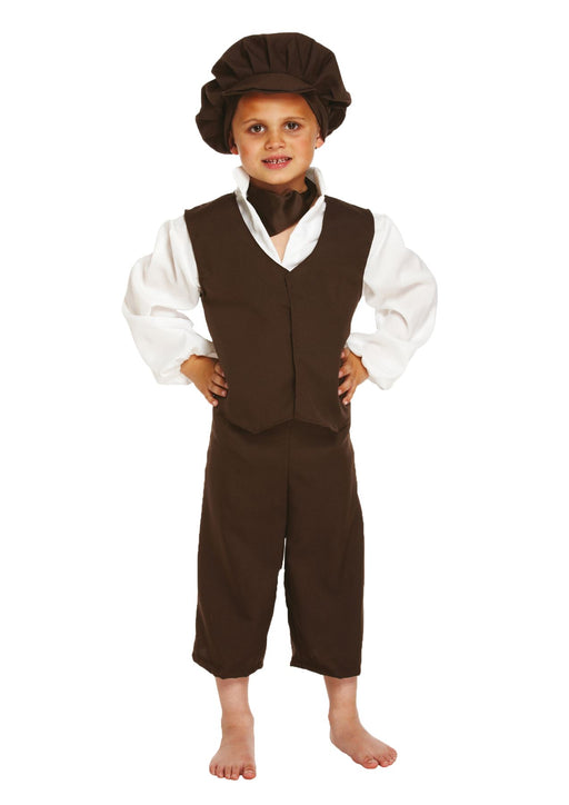 Kids Victorian Boy Costume
