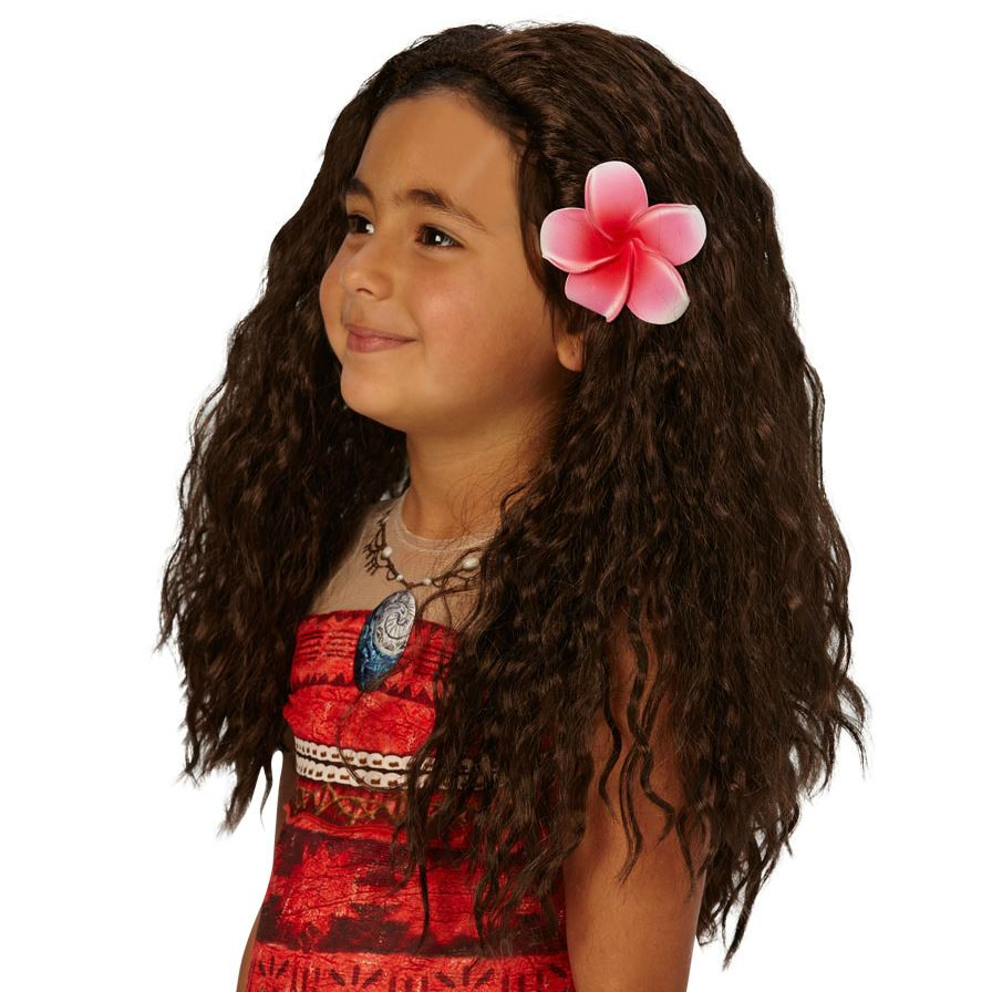 Kids Official Moana Wig