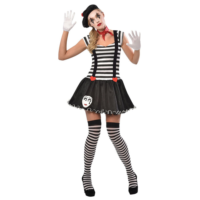 Miss Mime Costume