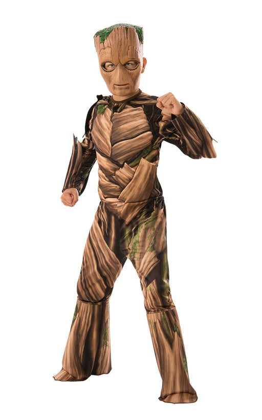 Kids Official Deluxe Groot Costume