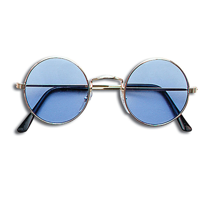 60's Glasses (Blue)