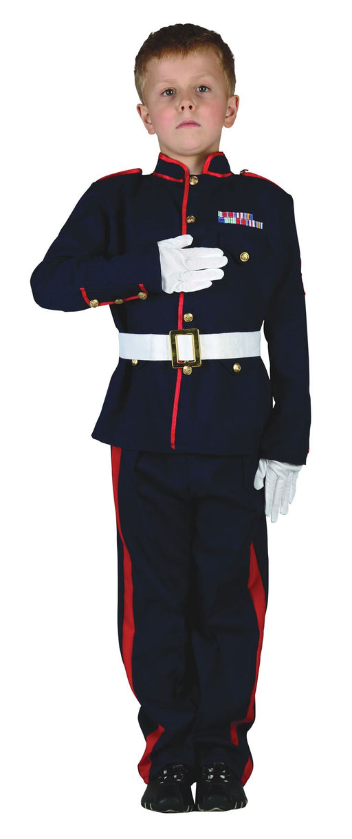 Kids Ceremonial Soldier Costume