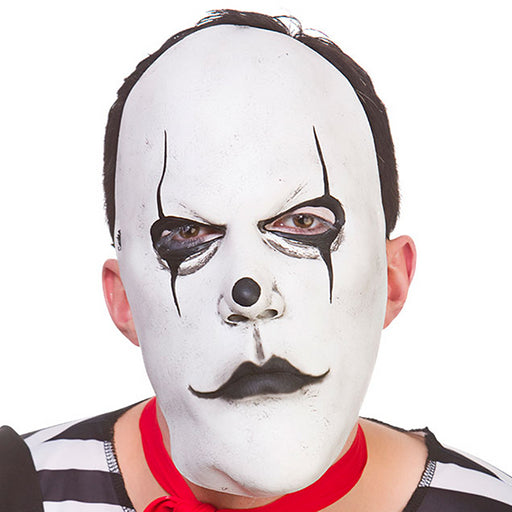 Freaky Mime Artist Mask
