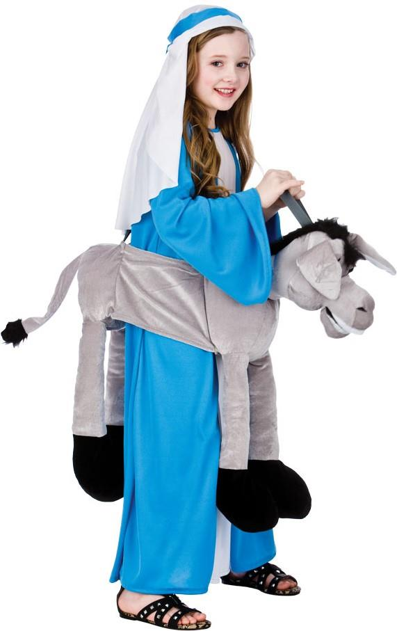Kids Ride On Donkey Costume