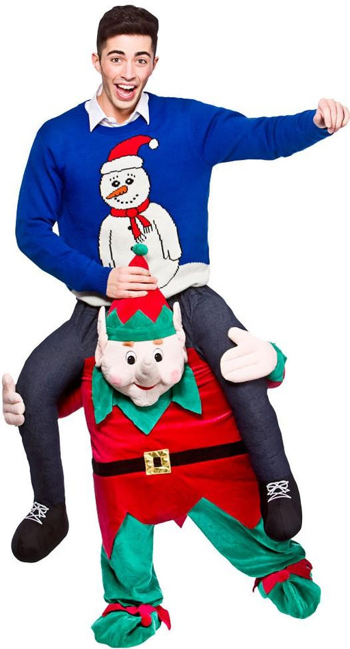 Carry Me Elf Costume