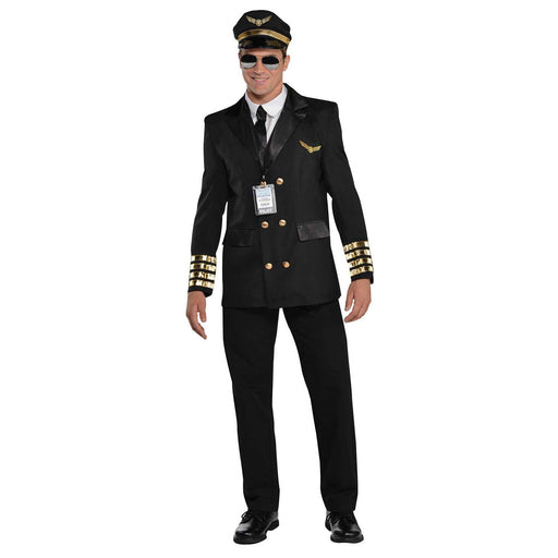 Captain Wingman Costume