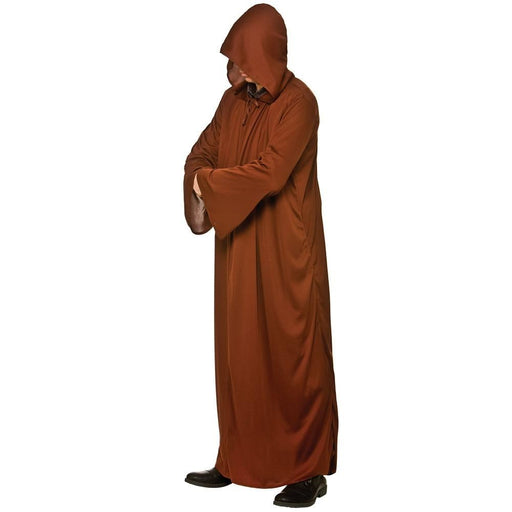 Hooded Robe (Brown)