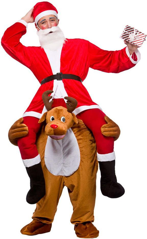 Carry Me Reindeer Costume