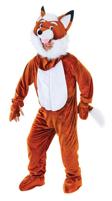Big Head Mr Fox Costume