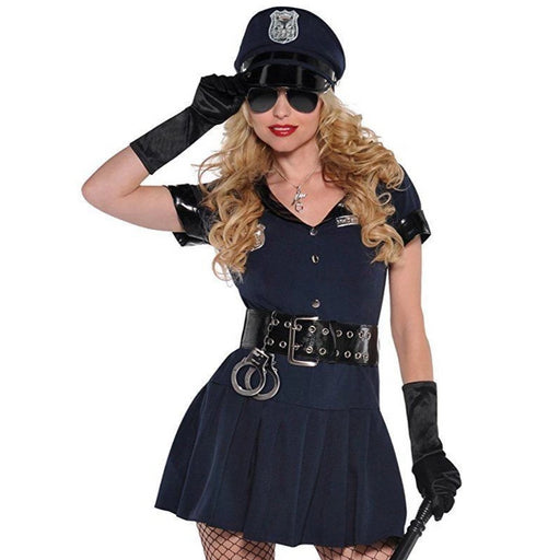 Officer Dem Rights Police Costume