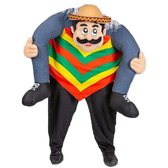 Carry Me Mexican Guy Costume
