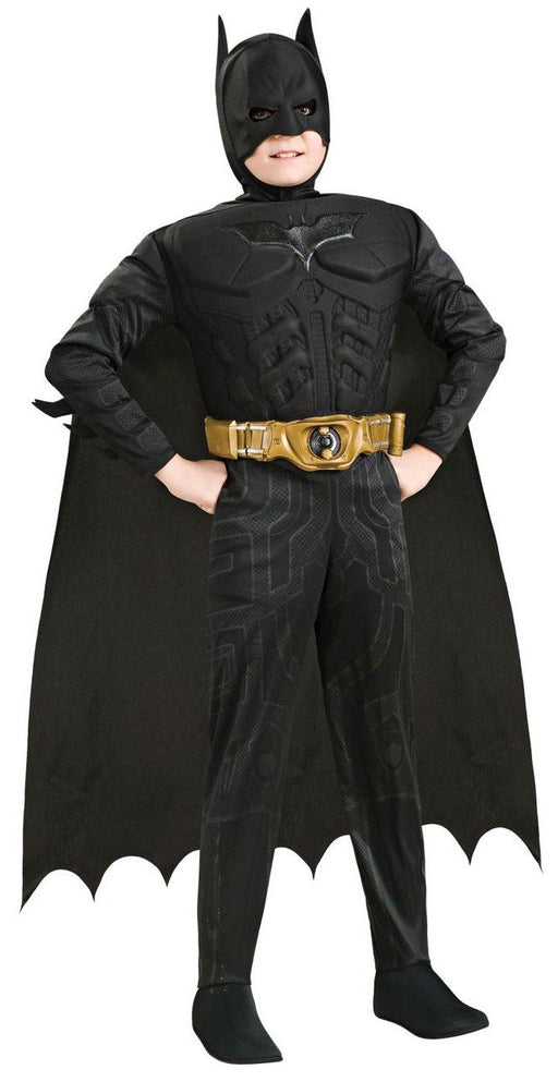 Kids Official Deluxe Batman Costume