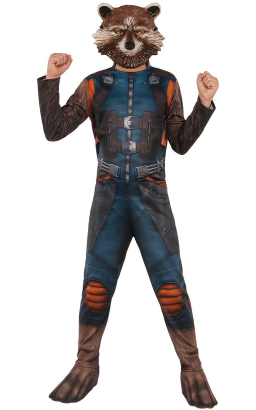 Kids Official Rocket Raccoon Costume