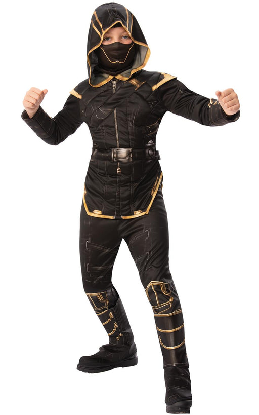 Kids Official Deluxe Hawkeye Costume