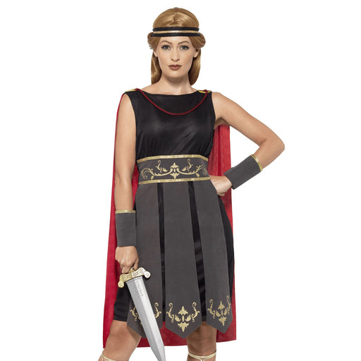Roman Warrior Lady Costume