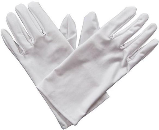 Gents Gloves (White)