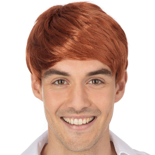 60's Male Wig (Ginger)