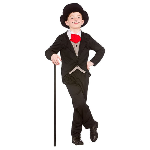 Kids Victorian Gentleman Costume
