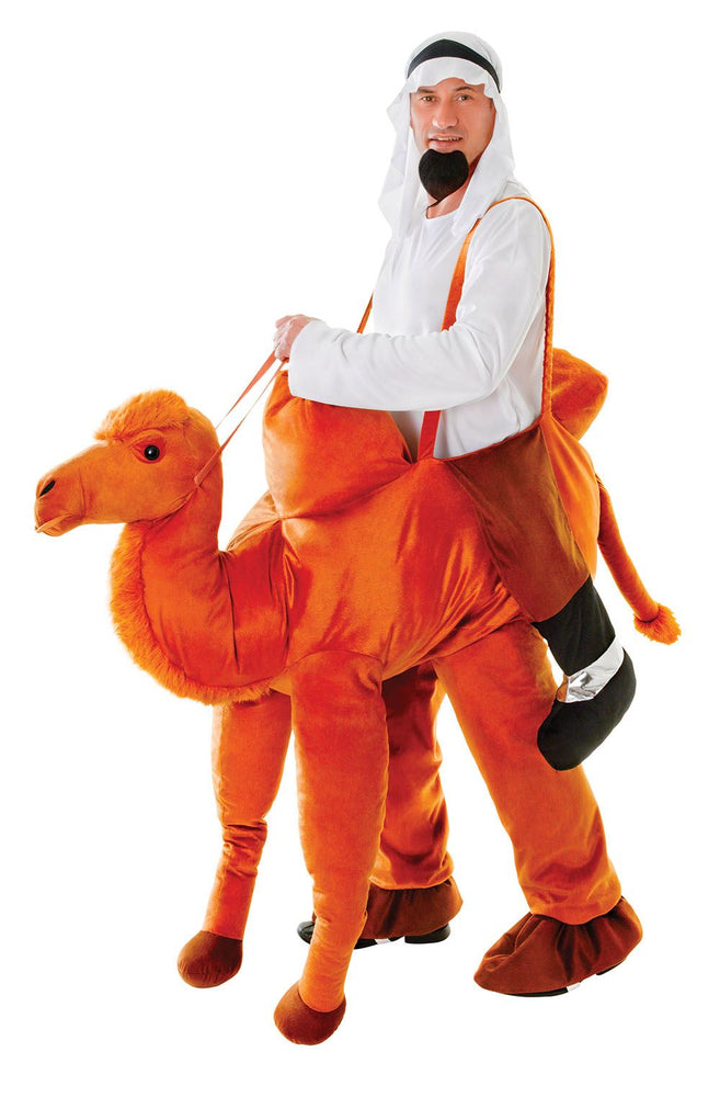 Step In Camel Costume